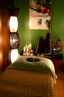 Green zen organic spa new york ny for 38th street salon